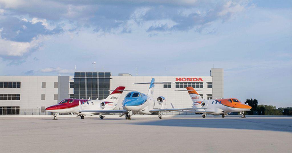 Dalam 4 Tahun Berturut-turut, HondaJet Pesawat Terbanyak Dalam Pengiriman