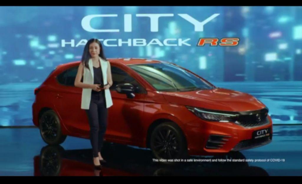 Gantikan Jazz, Berikut Keunggulan Honda City Hatchback RS!