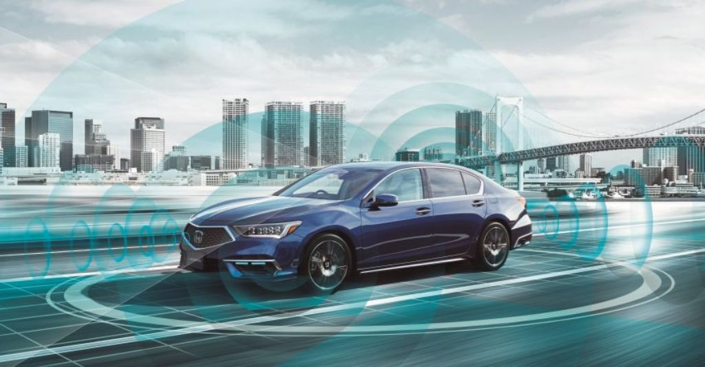 ALL NEW LEGEND HYBRID EX Dilengkapi Teknologi Honda SENSING dengan Penambahan Teknologi Terbaru