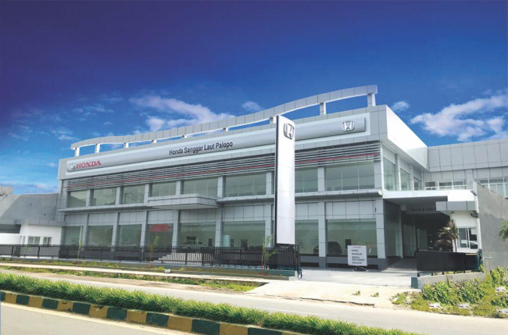 Resmikan Honda Sanggar Laut Palopo sebagai Dealer Pertama, HPM Hadir di Kota Palopo