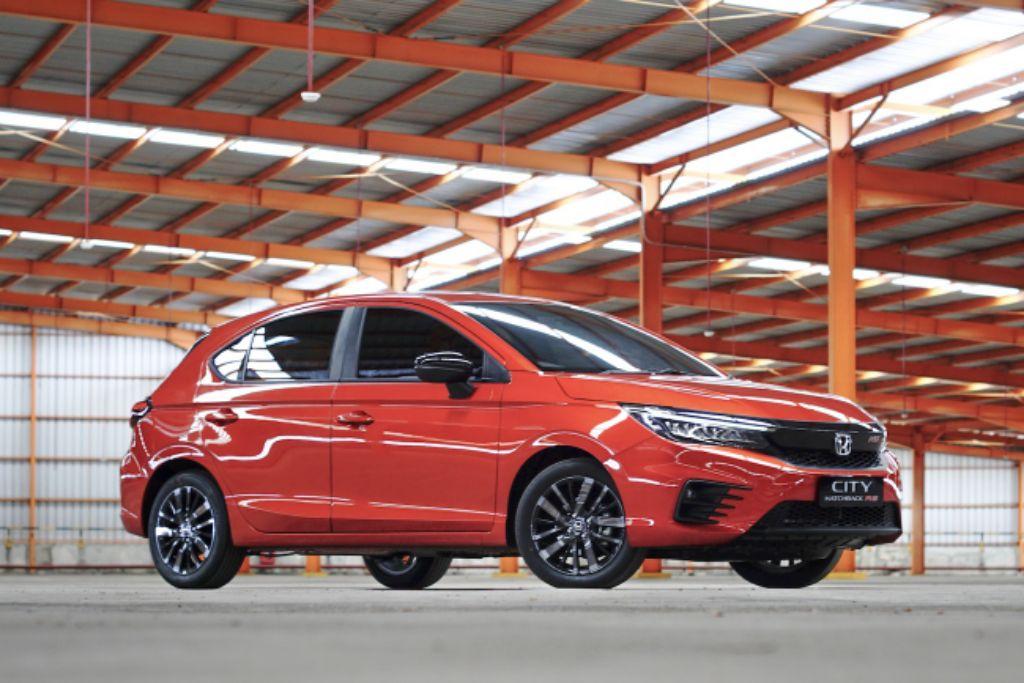 HPM Umumkan Harga Honda City Hatchback RS!
