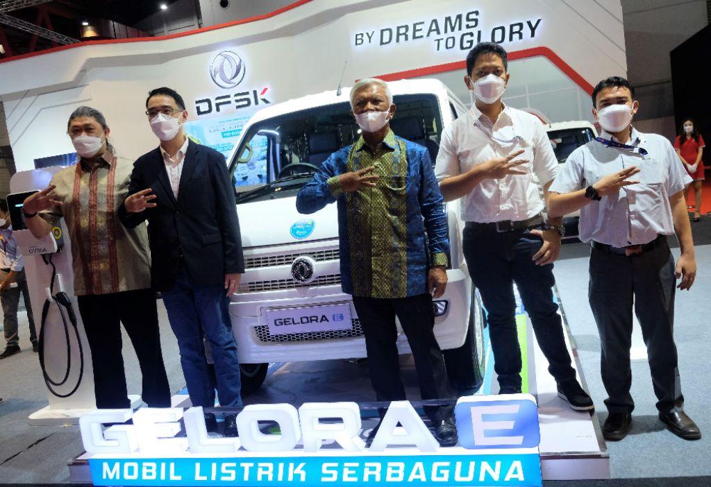 DFSK Gelora E, Electric Van Pertama yang Dipasarkan di Indonesia Kini Sudah Bisa Dipesan