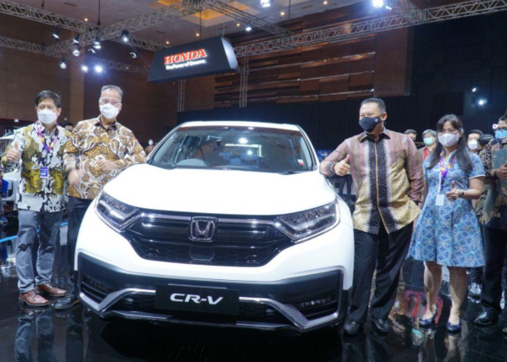 Honda Hadirkan Berbagai Program Menarik Selama Gelaran IIMS 2021