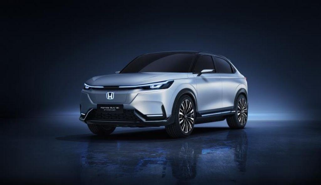 HONDA SUV E: PROTOTYPE Hadir Pertama Kali di Dunia pada Ajang Shanghai 2021