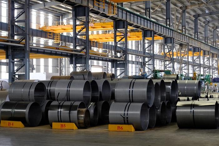 Pacu Pertumbuhan Industri Logam Nasional Pemerintah Dorong Penggunaan Produk SNI