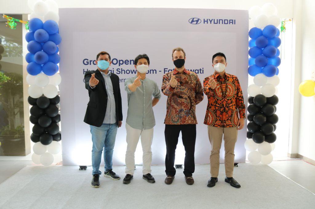 Hyundai Motors Indonesia Perluas Jaringan Layanan dengan Meresmikan Dealernya di Fatmawati