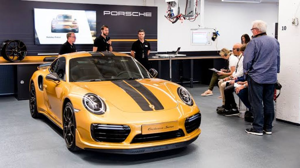 'Porsche Exclusive Manufacture', Spesialis Dalam Memenuhi Keinginan Setiap Individu Pelanggan