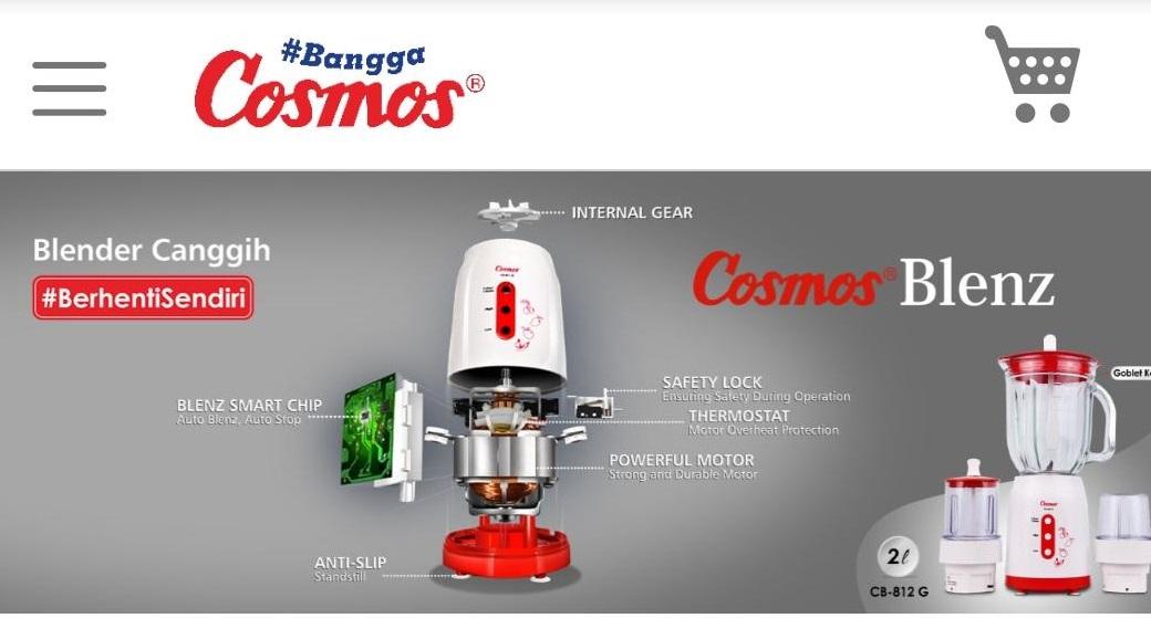Cosmos Indonesia Kembali Hadirkan Inovasi Produk dan Layanan Anyar