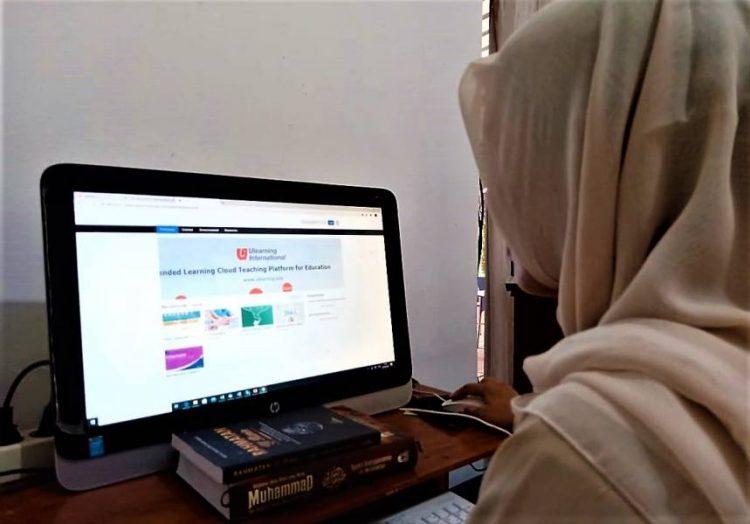Mempertahankan Integritas Tantangan Pelaksanaan Sekolah Online