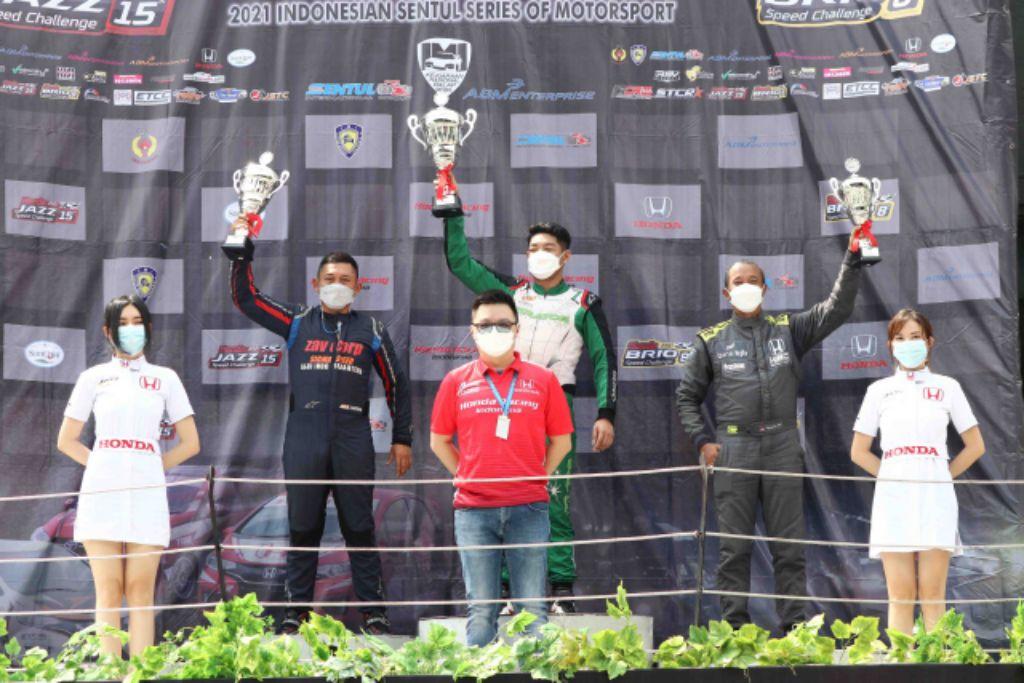 Seri Kedua ITCR MAX 2021, Alvin Bahar Berhasil Jadi yang Tercepat