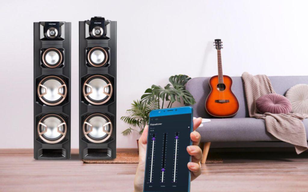 Jadi Teman Hiburan Sehari-hari, Polytron Luncurkan PAS 8E Series Speaker Serba Digital
