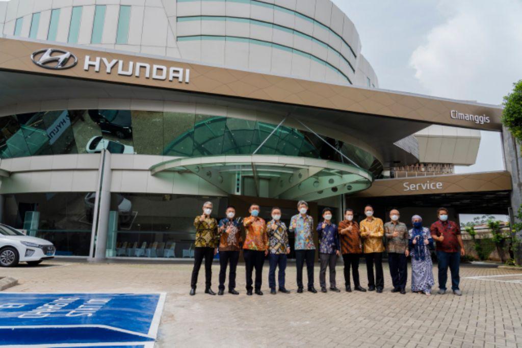Hyundai Cimanggis, Dealer Resmi ke-36 HMID