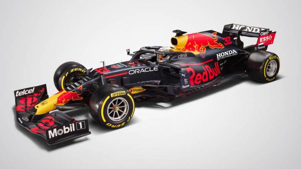 Tim Honda Racing F1 Lakukan BrandingE:TECHNOLOGY di Musim Balap 2021