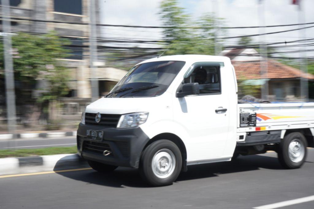 Sambangi Pulau Dewata, DFSK Lakukan Uji Efisiensi Bahan Bakar Super Cab