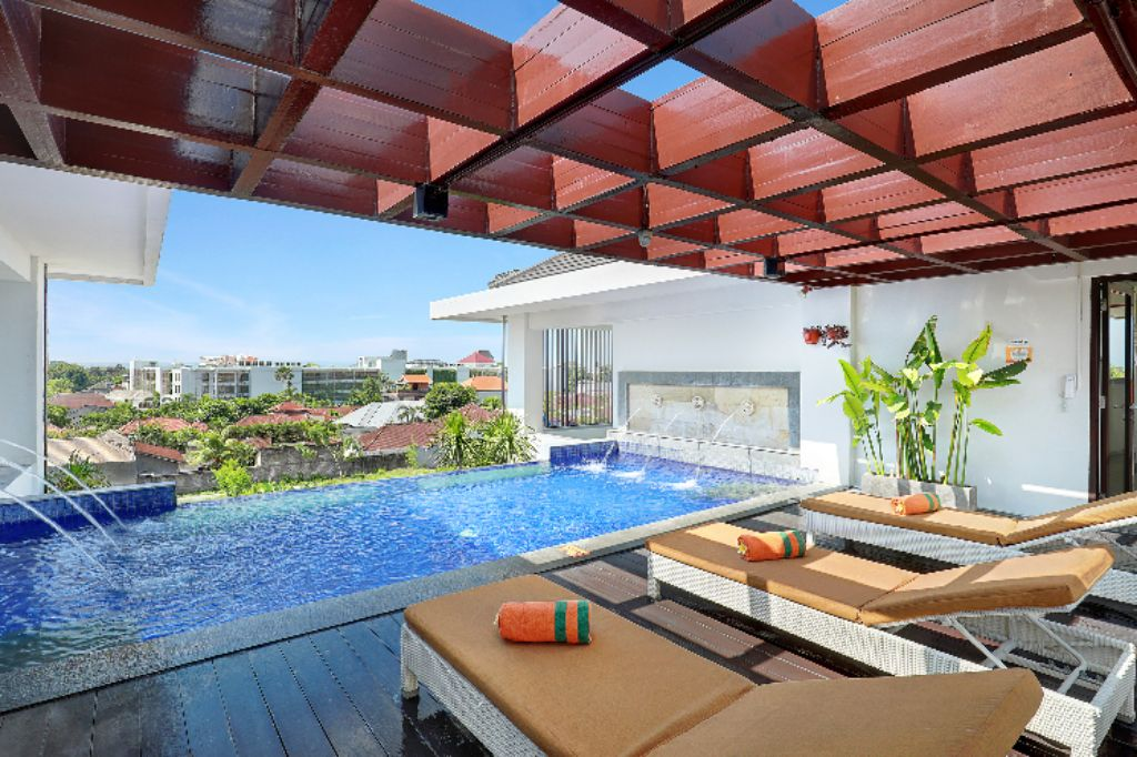 'Work from Bali', Spesial Promo dari TAUZIA Hotels Regional Bali