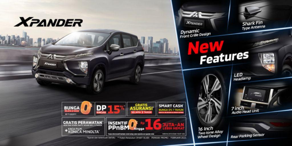 MMKSI Hadirkan Program Penjualan Menarik Mitsubishi Juli 2021