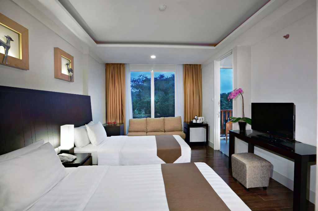 'Pay Now Stay Later', Promo Voucher Menginap Persrmbahan dari ASTON Bogor Hotel and Resort