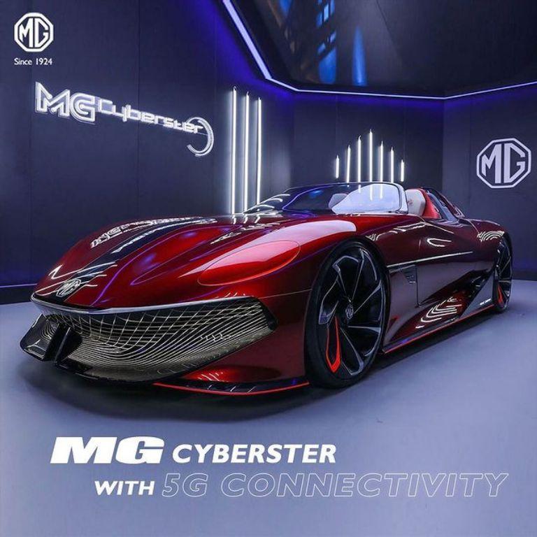 MG Pikat Penggemar Otomotif Dunia Lewat Kecanggihan Teknologi dan Desain Menawan
