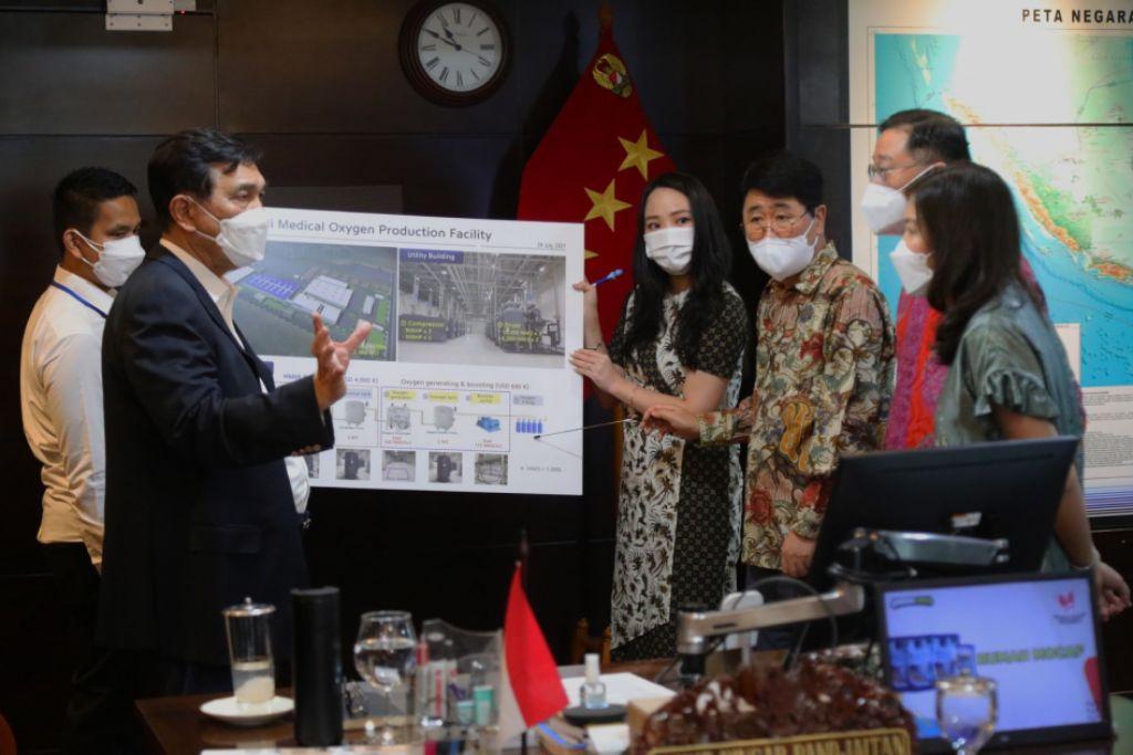 Produksi Pasokan Oksigen untuk Pasien Kritis COVID-19, Langkah Hyundai Dukung Inisiatif dari Pemerintah
