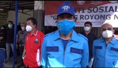 Pejabat BNN Angkat Bicara Terkait Kasus Narkoba Kepala Rutan Depok