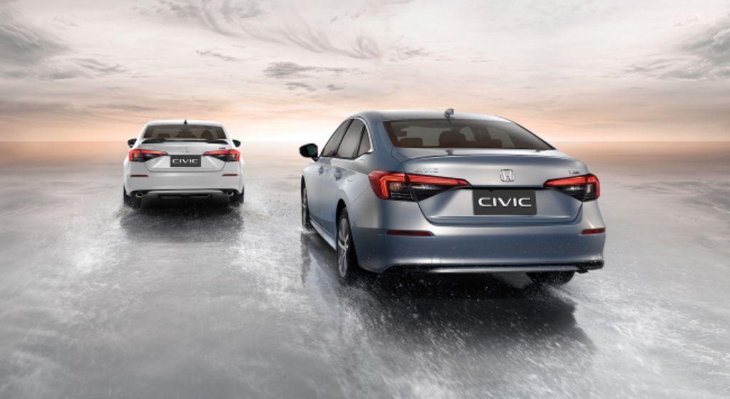 Honda CIVIC Generasi Terbaru Diluncurkan di Thailand