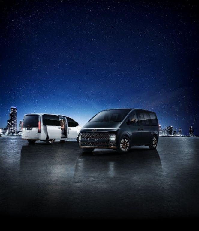 Hadir Sebagai MPV Futuristik, STARIA Menjadi Kebanggaan Baru Hyundai