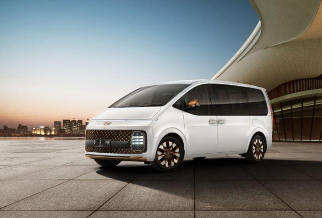 Diklaim Sebagai MPV Premium dan Berteknologi, Berikut Keunggulan Hyundai STARIA!