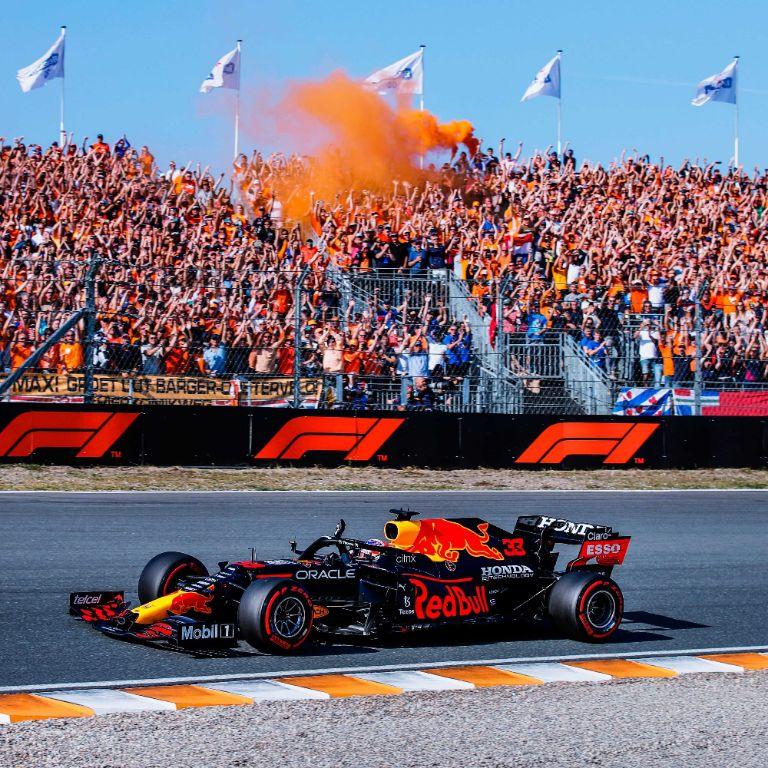 Pebalap Honda Raih Kemenangan Bersejarah di Ajang Balapan F1 GP Belanda 2021