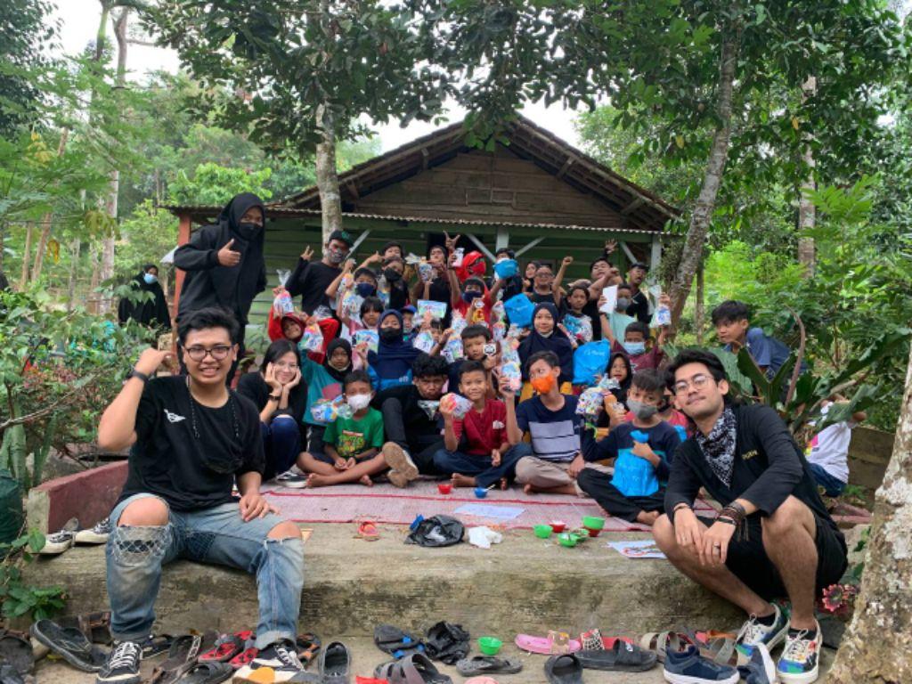 BROTHERSIPX Gelar Charity Workshop di Anniversar 4th BUSA PUSTAKA Lampung