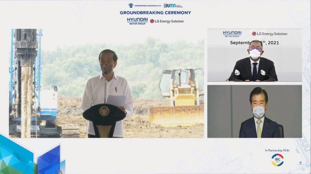 Hyundai dan LG Energy SolutionMulai Lakukan Pembangunan Pabrik Sel Baterai Kendaraan Listrik di Indonesia
