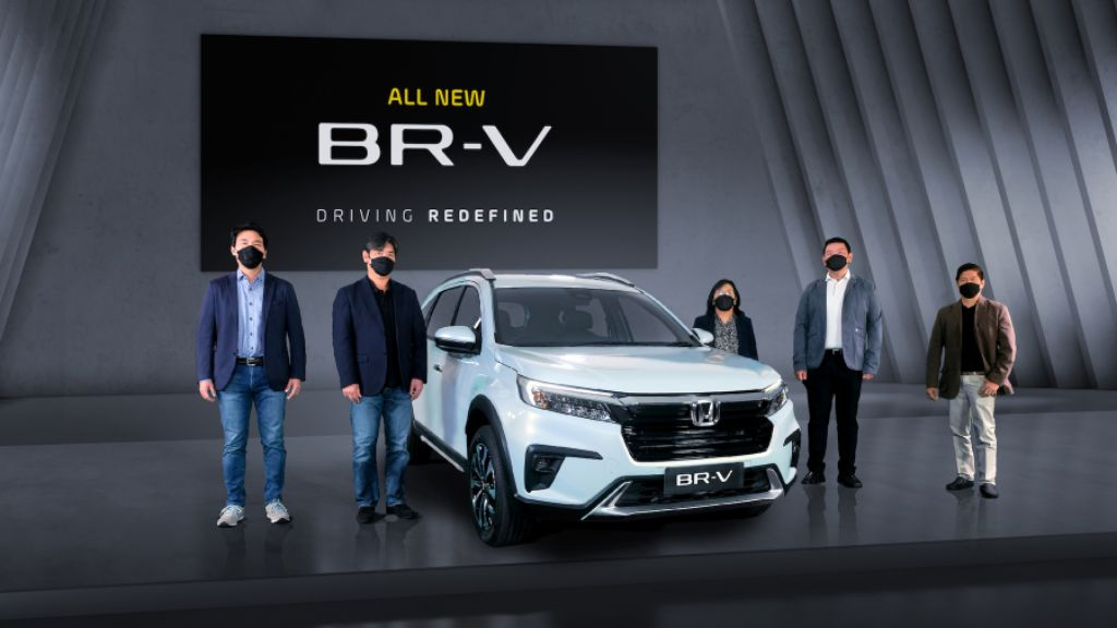 Honda Luncurkan All New HONDA BR-V, SUV Berkapasitas 7 Penumpang di Indonesia