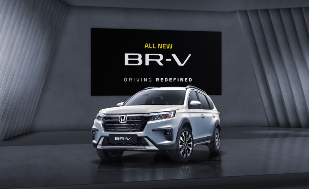 Yuk, Simak Beberapa Keunggulan Honda All New BR-V 7-sitter!