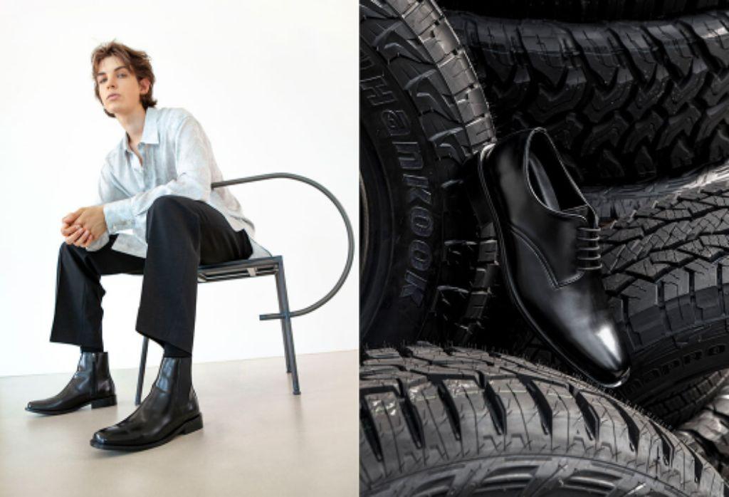Inovasi Unik! Hankook dan YASE Luncurkan Sepatu Daur Ulang dari Ban