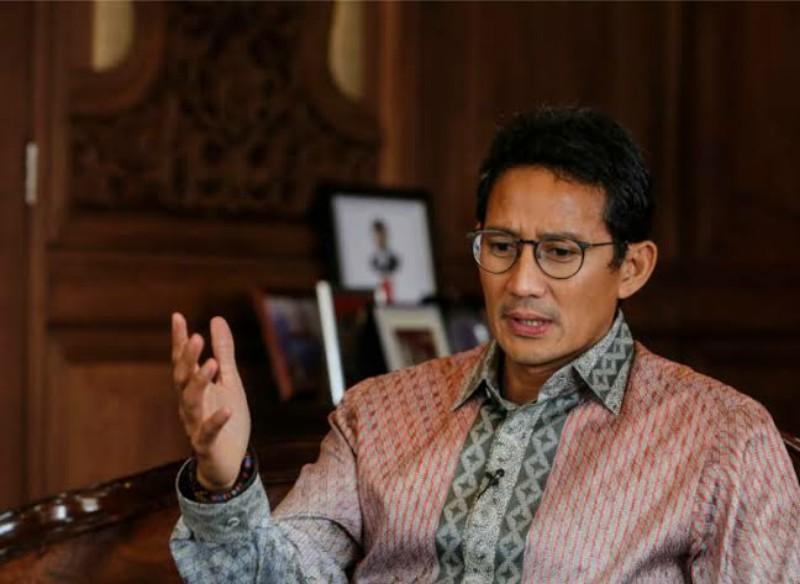 RSI Dukung Sandiaga Uno Fokus Majukan Parekraf Indonesia