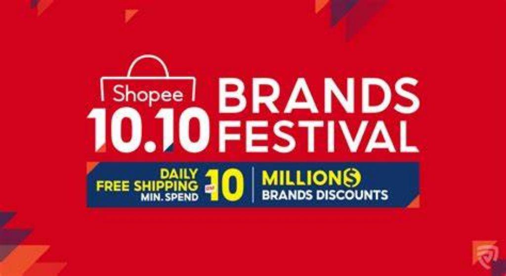 Gandeng Berbagai Brand Lokal Ternama, Shopee Berikan Penawaran Menarik!