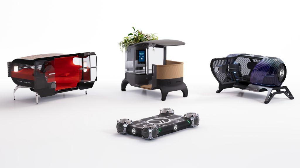 Kolaborasi Goodyear - Citroen Hadirkan Mobilitas Otonom