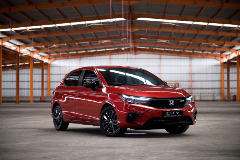 Percepat Pengiriman Kendaraan Konsumen, Honda Geber Volume Produksi