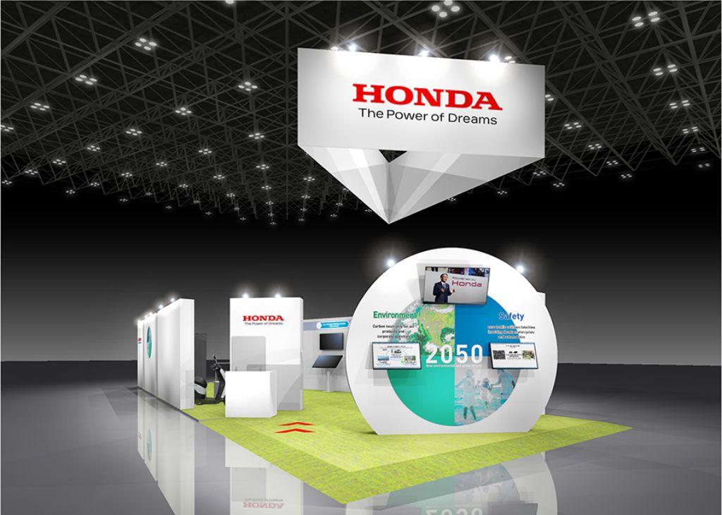 HONDA Perkenalkan Gagasan Terbarunya di Intelligent Transport System (ITS) WORLD CONGRESS 2021