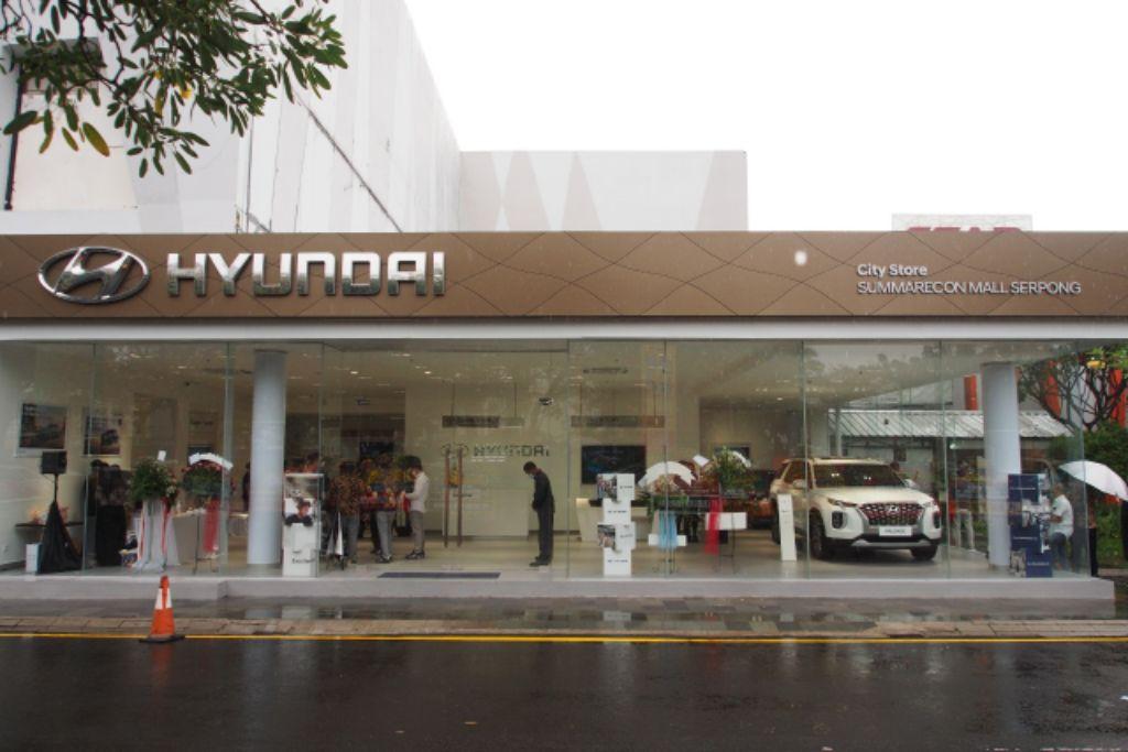 HMID Resmikan Hyundai City Store Summarecon Mall Serpong guna Meningkatkan Kenyamanan Pelanggan