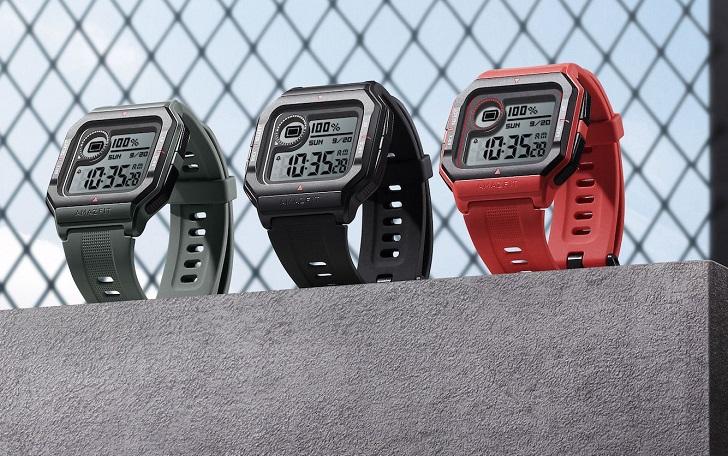 Bandrol Dibawah 500 Ribu, Berikut Spesifikasi Lengkap Smart Watch 'Amazfit Neo'