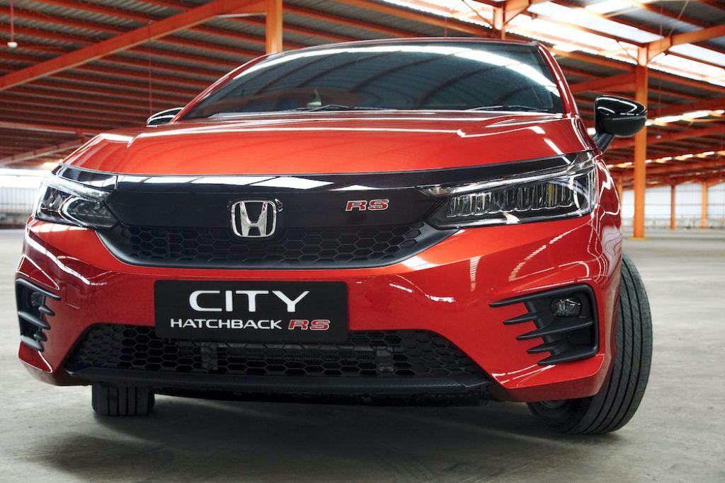Tetap Memperkuat Eksistensi di Segmen Hatchback, HPM Luncurkan 'Honda City Hatchback RS'