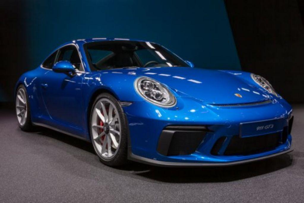 Lakukan Penyempurnaan, Porsche 911 GT3 Dikemas Secara Highlight Teknis