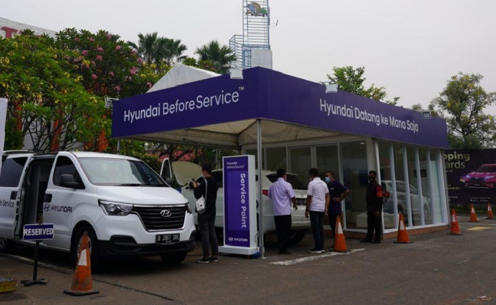 Hyundai Service Point, Sebuah Program Before-ServiceBagi Para Pelanggan Hyundai