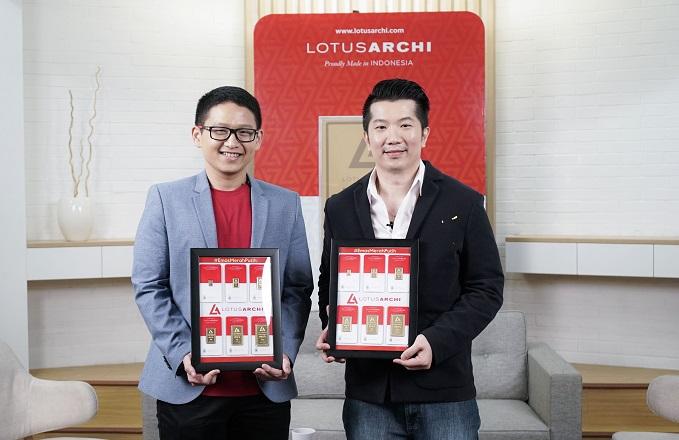 Investasi Emas Makin Silau, Lotus Archi Perkenalkan Produk LA Gold 'Emas Merah Putih'