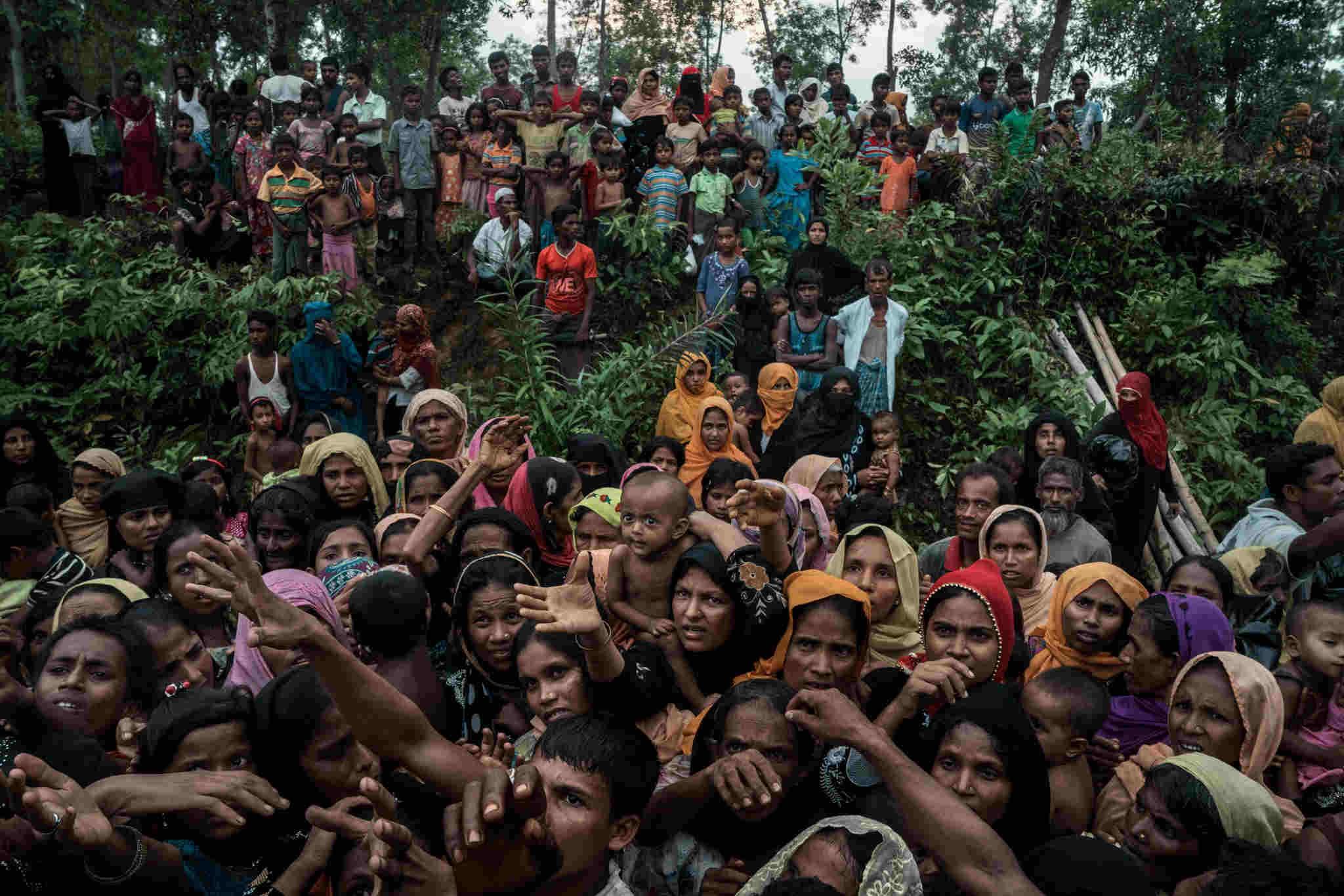 PBB Desak Suu Kyi Izinkan Pengungsi Rohingya Pulang ke Myanmar