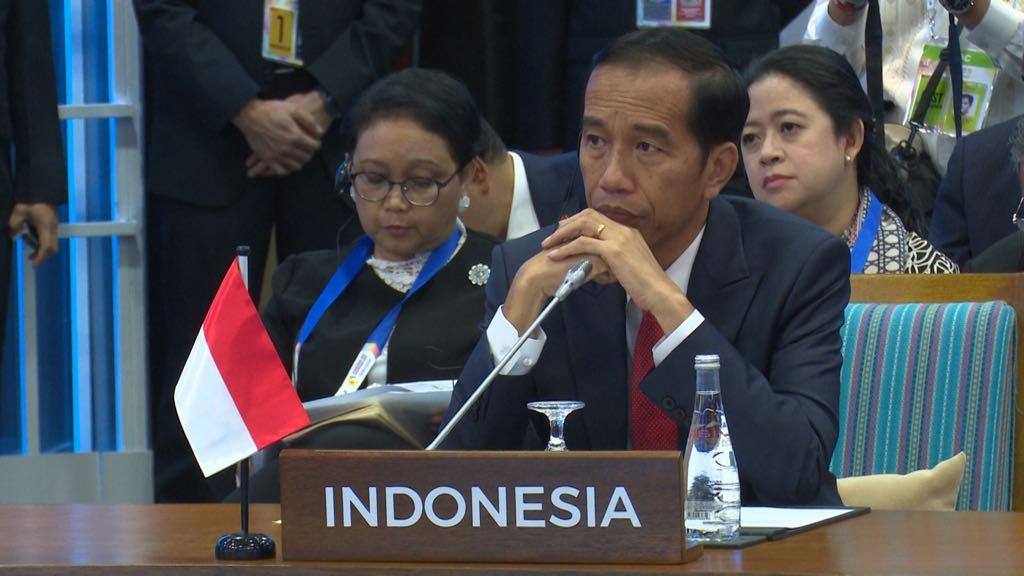 Jokowi Minta Korea Utara Hentikan Rencana Uji Coba Nuklir