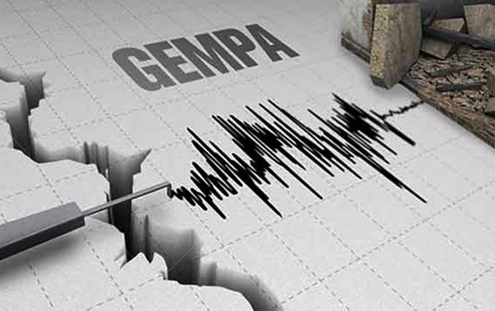 Gempa Berkekuatan 6,9 SR Guncang Bumi Tasikmalaya Jawa Barat