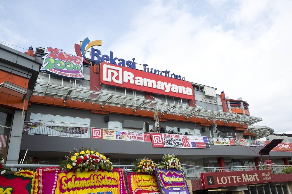 Ramayana Buka Gerai Baru di Mall Bekasi Junction Sebagai Bukti Eksistensi