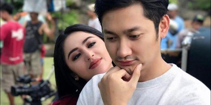 Suami Dewi Persik, Angga Wijaya Gusar : Kaya gini namanya Sampah