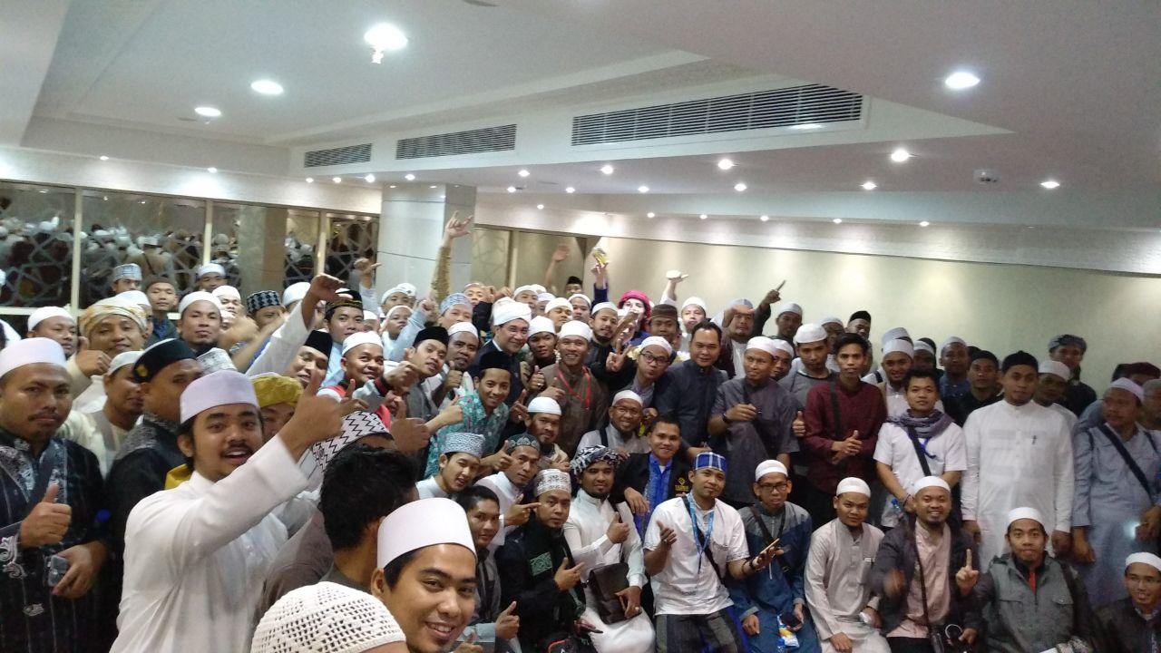 Asphurindo Gelar Pelatihan Muthowif di Mekkah, Saudi